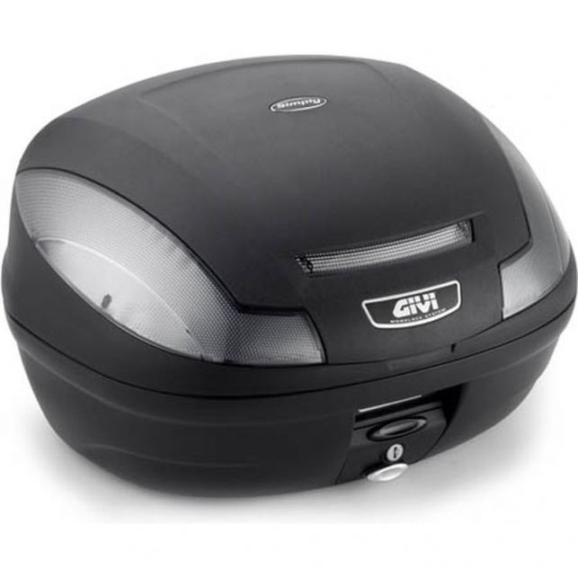 TOP CASE GIVI MONOLOCK E470NT SIMPLY III TECH