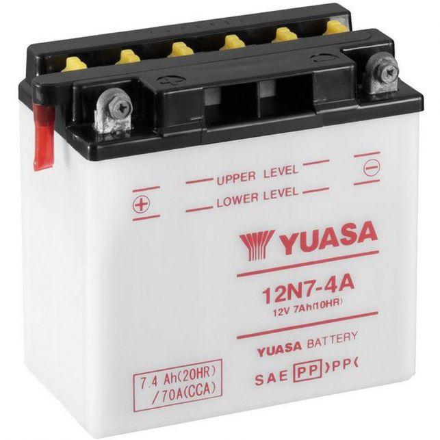 Batterie YUASA 12N7-4A avec entretien