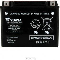 Batterie YUASA YTX24HL-BS sans entretien