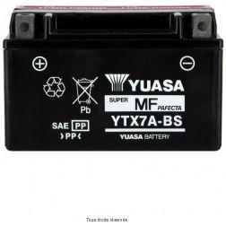 Batterie YUASA YTX7A-BS sans entretien