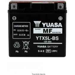 Batterie YUASA YTX5L-BS sans entretien