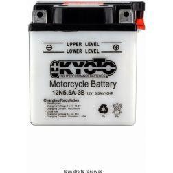 Batterie KYOTO 12N5.5A-3B avec entretien