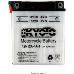 Batterie KYOTO 12N12A-4A-1 avec entretien