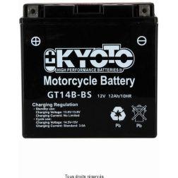 Batterie KYOTO YT14B-BS sans entretien