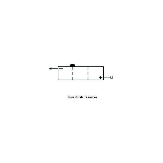Batterie KYOTO 6N6-1D-2 avec entretien