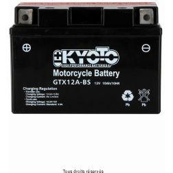 Batterie KYOTO YT12A-BS sans entretien