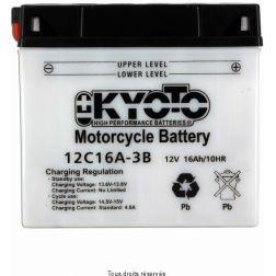 Batterie KYOTO 12C16A-3B avec entretien