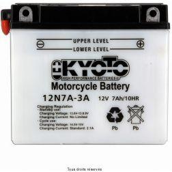 Batterie KYOTO 12N7A-3A avec entretien