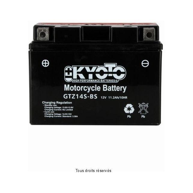 Batterie KYOTO YTZ14S-BS sans entretien