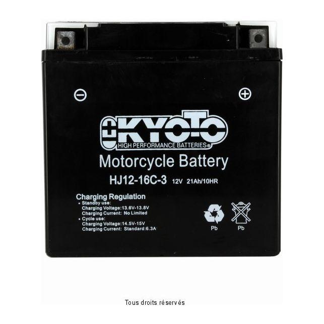 Batterie KYOTO HJ12-16C-3 sans entretien