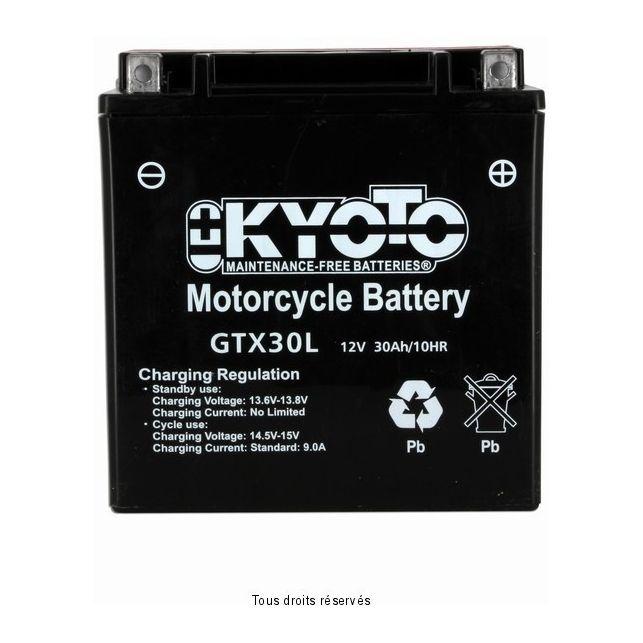 Batterie KYOTO YIX30L sans entretien