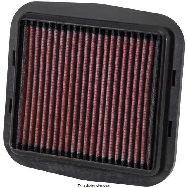 Filtre à air Lavable K&N DU-1112