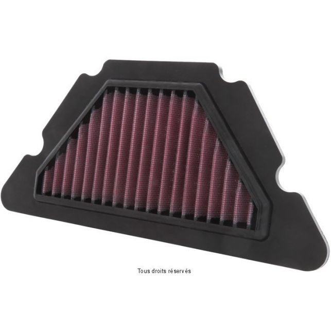 Filtre à air Lavable K&N YA-6009