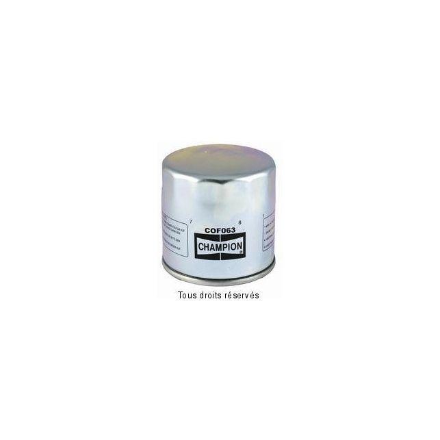 Filtre à huile CHAMPION 97COF063 Bmw