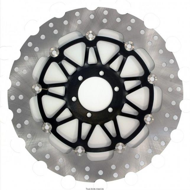 Disque de frein flottant wave SIFAM DIS1273FW pour Aprilia