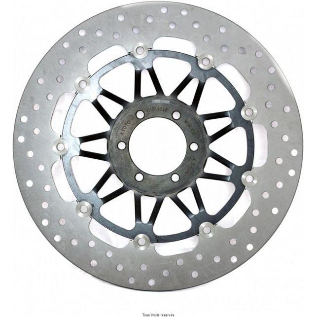 Disque de frein flottant SIFAM DIS1151F pour Yamaha
