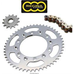 Kit chaine REGINA Beta 50 Rr Enduro Hyper Oring An 98 02 Kit 12 54