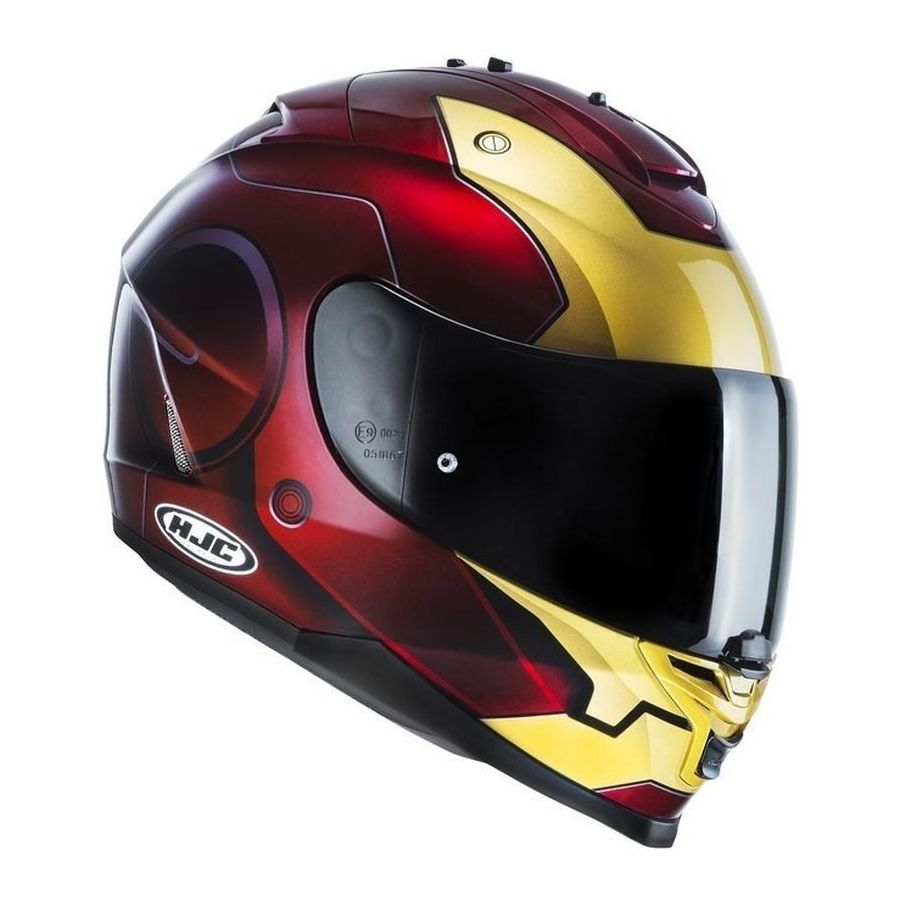 casque int gral hjc is17 ironman moto expert. Black Bedroom Furniture Sets. Home Design Ideas