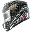 Casque intégral SHARK SPEED-R 2 FOGGY MAT 20TH BIRTH