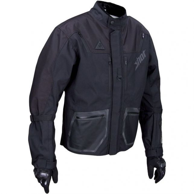 VESTE ENDURO SHOT HURRICANE DEFENDER