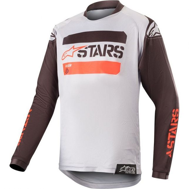 MAILLOT CROSS ENFANT ALPINESTARS YOUTH RACER TACTICAL 2019